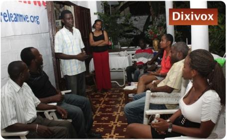 dixivox-team-haiti