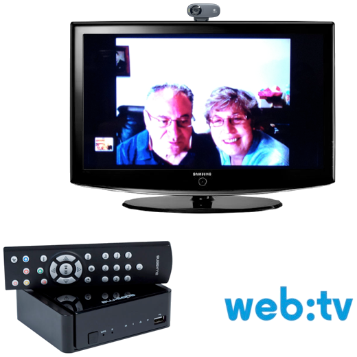 New Video Phone app  Client* for the Blusens WebTV released! | I6NET